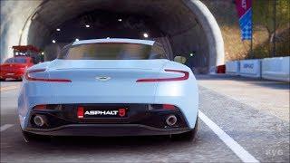 Asphalt 9: Legends - Aston Martin DB11 - Test Drive Gameplay (PC HD) [1080p60FPS]