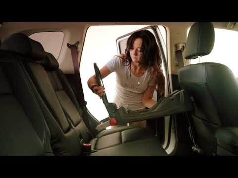 How To use the seat functions and install a child seat - Mitsubishi Outlander Plug-in Hybrid (Eng)