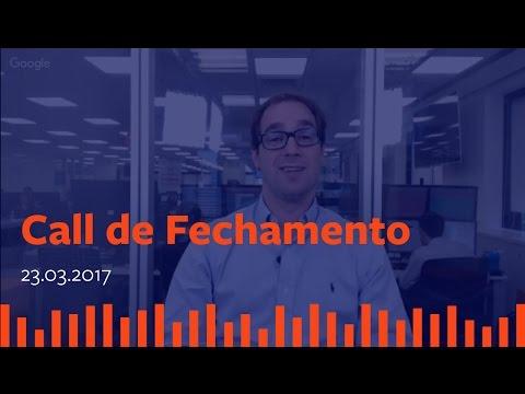 Call de Fechamento - 23 de Março de 2017.
