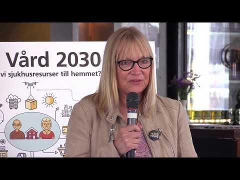 Nära vård 2030 – hur levererar vi sjukhusresurser till hemmet?