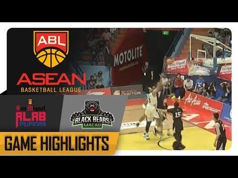 ABL '18-'19: Alab Pilipinas vs. Macau Black Bears | Game Highlights | March 8, 2019