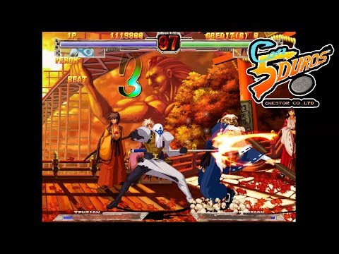 "GUILTY GEAR X (VENOM) - ""CON 5 DUROS"" Episodio 703 (1cc)"