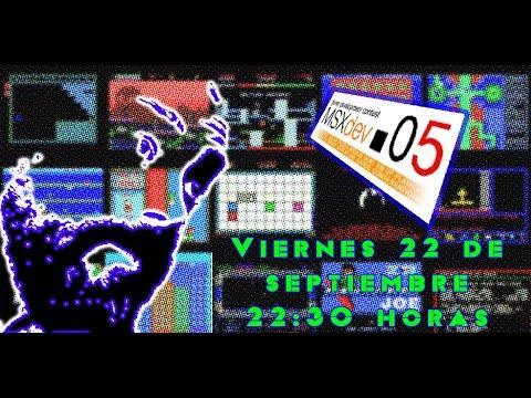 Los videojuegos de MSXdev'05 - MSX homebrew