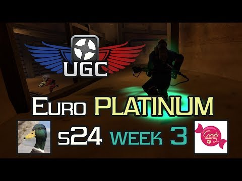 UGC EU HL S24 Plat W3: quack vs. Candy Wrapper 4