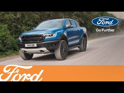 Nye Ford Ranger Raptor - Bygget for store ting | Ford Norge
