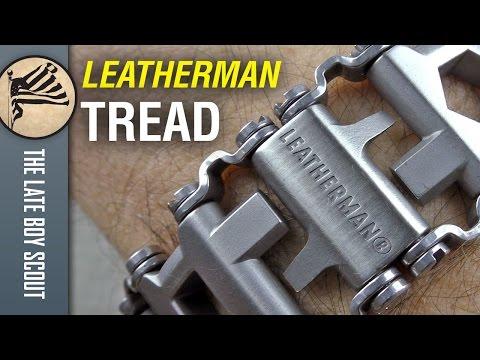 Leatherman TREAD Bracelet Multi-Tool: 10 Month In-Use Review - UCZjvj5MN3BMxPFfdEKIrvxQ