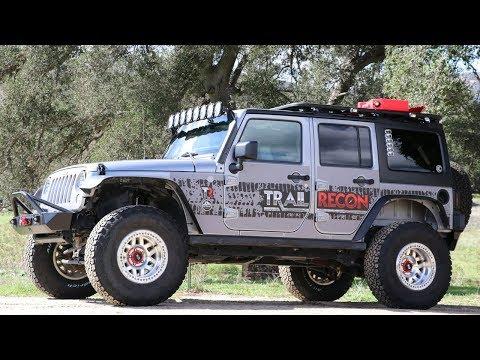 Customizable Jeep Magnetic Armor - MEK Magnet