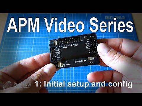 (1/8) APM 2.5/2.6/2.7/2.8 - Simple installation and setup overview - UCp1vASX-fg959vRc1xowqpw