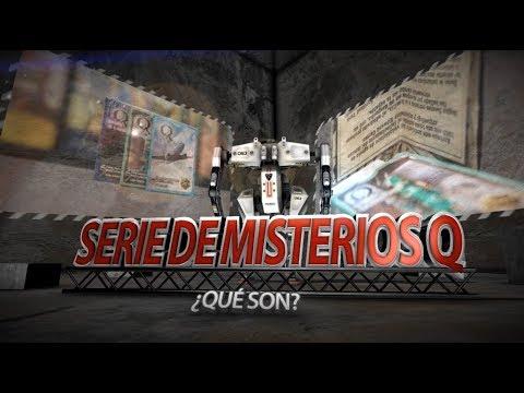 Yo Tenía Un Juego De Mesa TV #14: Serie de misterios Q ¿Qué son? **SIN SPOILERS**