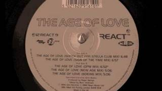 The Age Of Love - The Age Of Love