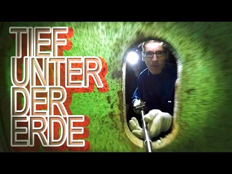 Gespenstisch: Maginot-Bunker tief unter der Erde! (Lost Places | Nathus)