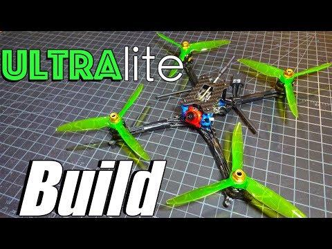 5inch ULTRAlite Build : T-Motor F20II, HGLRC F428, Foxeer Micro Arrow Pro - UC2c9N7iDxa-4D-b9T7avd7g