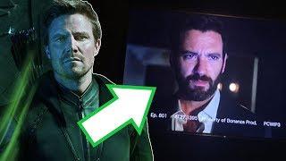 Arrow 8x01 Teaser Breakdown! - Crisis Spoilers? MORE Returning Characters!