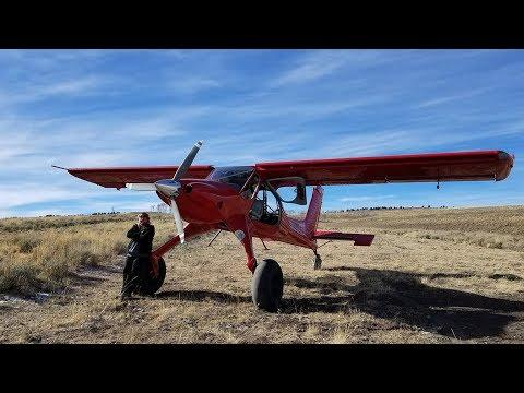 BUSH FLYING ADVENTURE WITH FLYING COWBOYS   VLOG0134 - UC9zTuyWffK9ckEz1216noAw