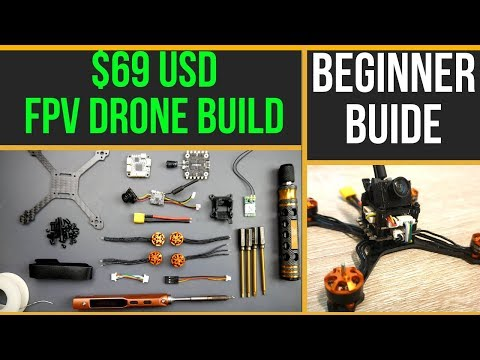 Beginner Guide // How To Build Budget Micro FPV Drone kit 2019 - Eachine Tyro69 - UC3c9WhUvKv2eoqZNSqAGQXg