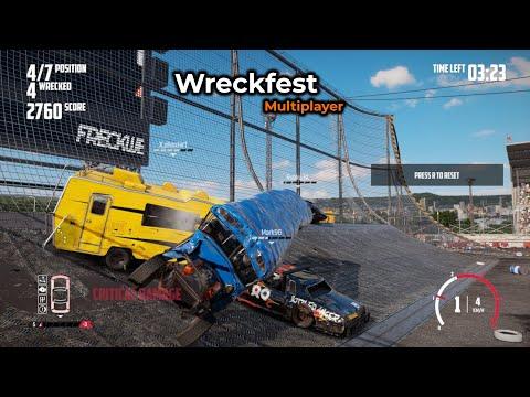 Wreckfest -- 16/10/2019