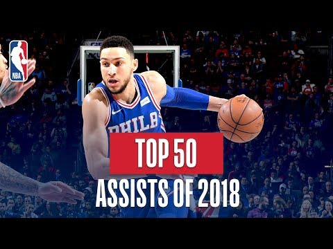NBA's Top 50 Assists Of 2018
