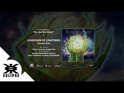 Guardian Of Lightning - Be Like the Moon (official audio)