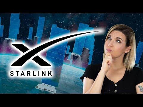 A cosa servono i satelliti di #STARLINK? …