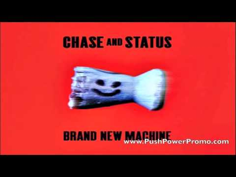 Chase and Status - Brand New Machine (Machine Gun) Ft. Pusha T