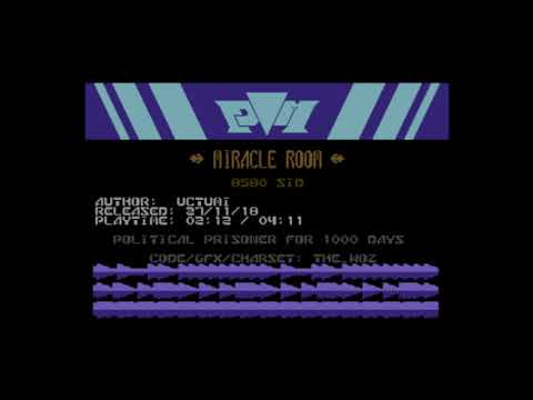 Uctumi - Miracle Room (original version) (C64 Music)