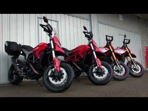 Motosx 1000 : Presentación Ducati HyperMotard 939