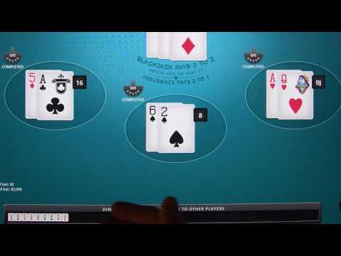 Synergy:   How To Play Blackjack