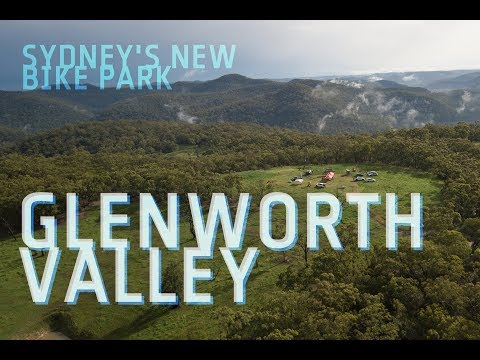 Sydney is getting a new bike park! Glenworth Valley, NSW