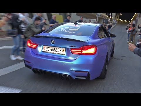 BMW M4 F82 – BURNOUTS & ACCELERATIONS!