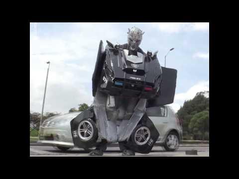 Transformer của Colombia (VOA)