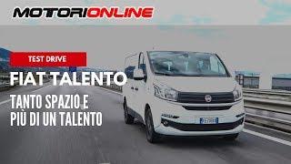 Fiat Talento | Test drive
