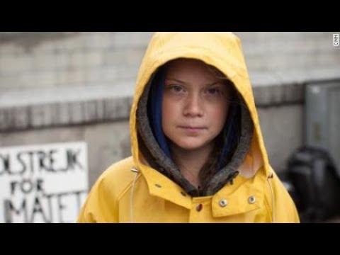 Energy News - Greta Thunberg