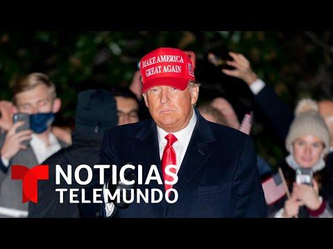 Renuncia responsable de la investigación de fraude electoral | Noticias Telemundo