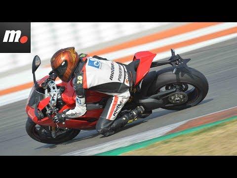 Ducati Panigale V4 | Presentación / Primera Prueba / Test / Review en español | motos.net
