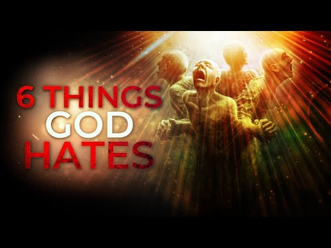 Six Biblical WARNINGS You Need To Know | God Hates These Things