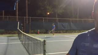 Mini Smack Tennis Tournament - H S Jimmy Connors, French Bull and FITerer