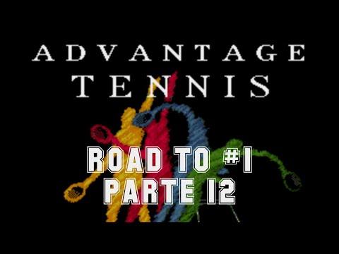 Road to #1: Advantage Tennis Ep. 12 (1991) - PC - Semifinales de Australian Open