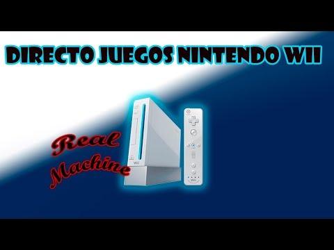 Directo juegos Nintedo WII