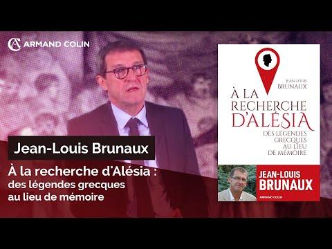 Vidéo de Jean-Louis Brunaux