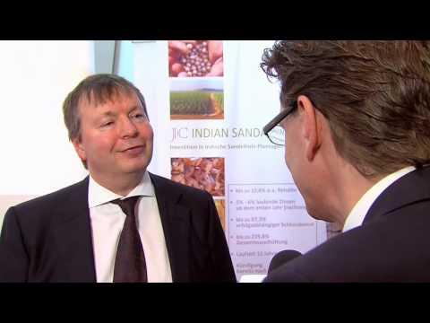 Alternative Investments: Indisches Sandelholz im Fokus - Interview Peter Jäderberg