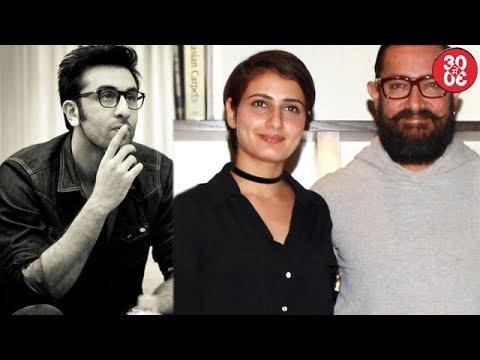Ranbir Bears 'Jagga Jasoo's Failure Brunt | Fatima Rejects Offers Based On Aamir's Advise