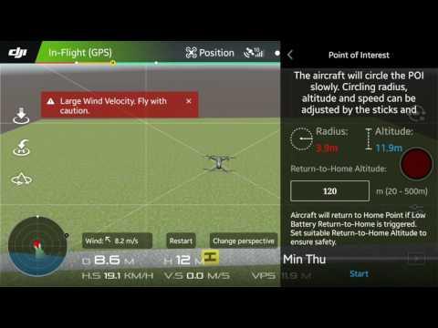 DJI Mavic Pro Flight Simulator - UCE9BxInjM346JLrBn-QYv0w
