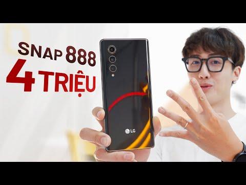 Mở hộp LG Velvet 2 Pro đầu tiên Việt Nam