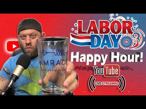 Labor Day Happy Hour with Ham Radio 2.0 !