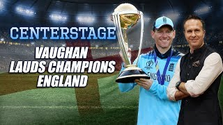 England have been the best team over four years - Michael Vaughan