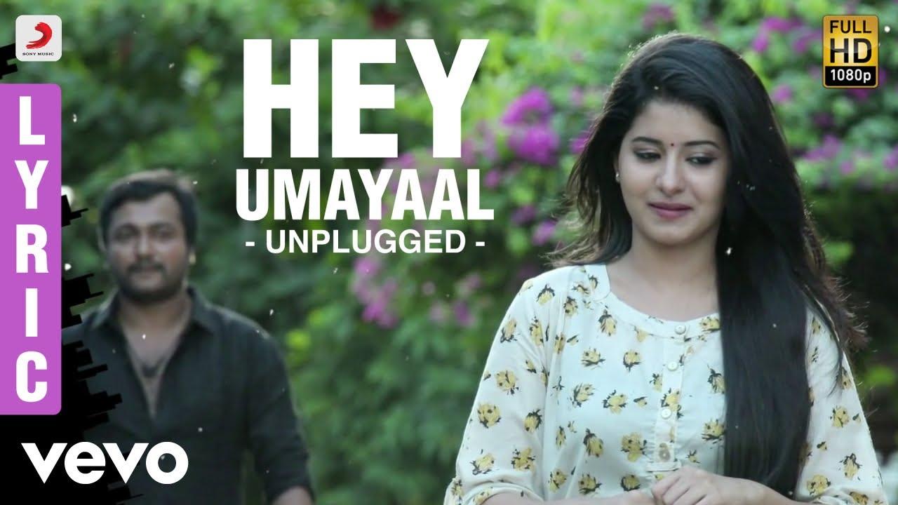 Urumeen Hey Umayaal Lyric Bobby Simha Reshmi Menon Achu