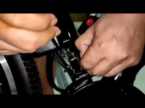 Wie stellen Sie das Getriebe ein-ANCHEER AE1/AE7