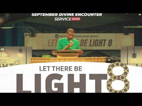 RCCG SEPTEMBER 2020 DIVINE ENCOUNTER - LET THERE BE LIGHT 8