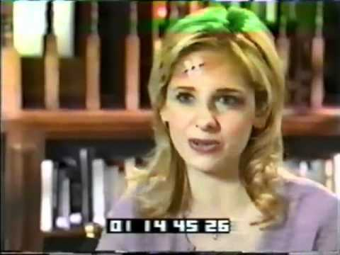 Buffy [Rare] Interview with Joss Whedon and the cast [1998] 1/2 - UCONFZu8SpobmIKefjsPYCNA