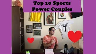 Ranking the Best Power Couples in Sports